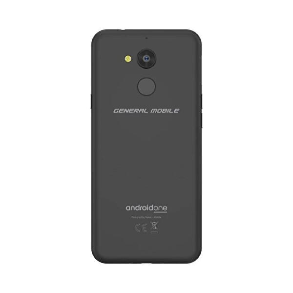 General Mobile GM8 Single 32 GB Siyah Akıllı Telefon