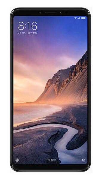 XIAOMI MI MAX 3 4-64GB SİYAH AKILLI TELEFON ( TESHIR )