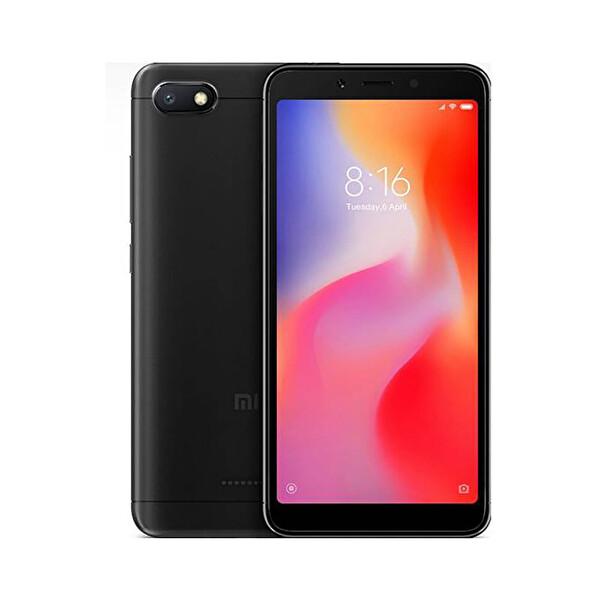 Xiaomi Redmi 6A 16GB Siyah Akıllı Telefon