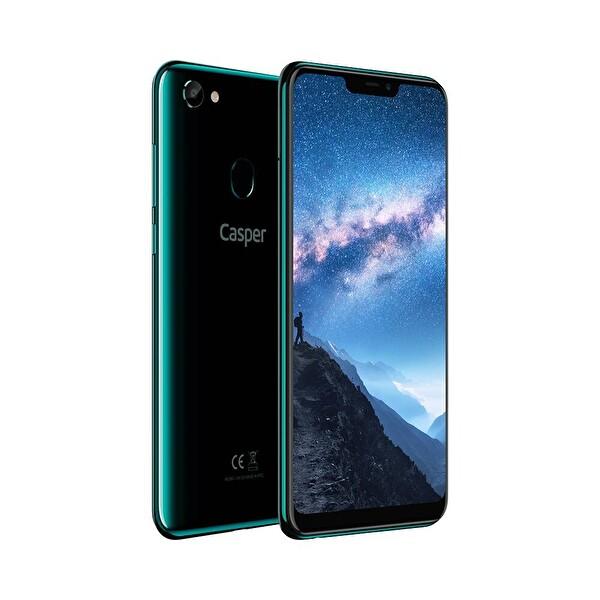 Casper VIA G3 32GB Deniz Yeşili Akıllı Telefon