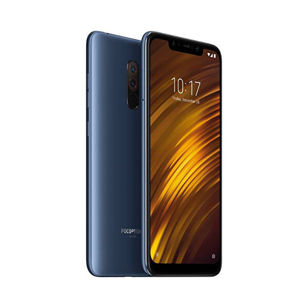 XIAOMI POCOPHONE F1 6-64GB MAVİ AKILLI TELEFON ( OUTLET )
