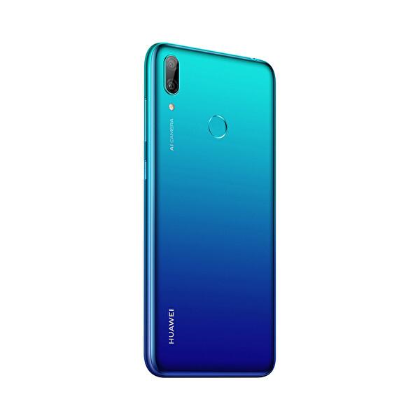 Huawei Y7 2019 Aurora Blue Dual Sim Akıllı Telefon
