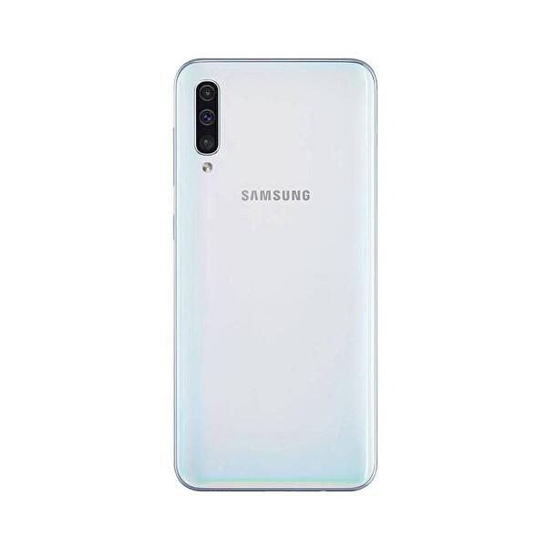 Samsung Galaxy A50 A505F Beyaz Akıllı Telefon