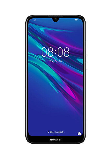 HUAWEI Y6 2019 MIDNIGHT BLACK AKILLI TELEFON ( OUTLET )