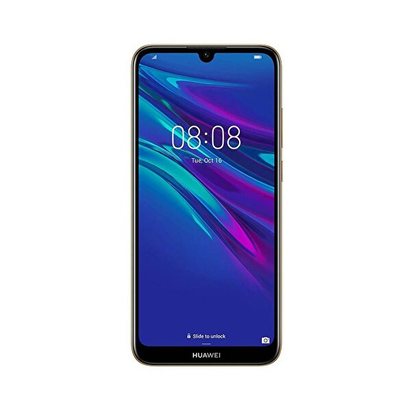 HUAWEI Y6 2019 AMBER BROWN AKILLI TELEFON ( OUTLET )