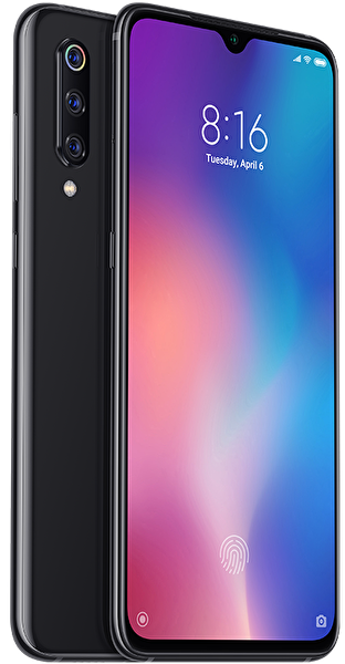 XIAOMI MI 9 6-128GB SİYAH AKILLI TELEFON ( TESHIR )