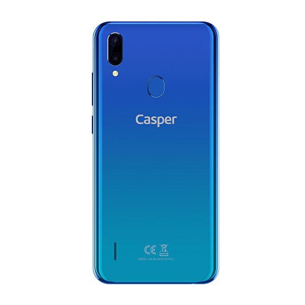 Casper VIA G4-M 32 GB Kozmik Mavi Akıllı Telefon