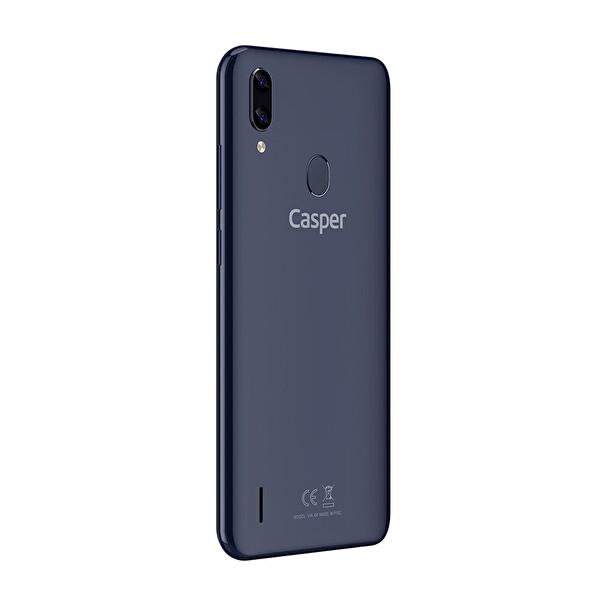 CASPER VIA.G4-S UZAY SİYAHI SMARTPHONE 32GB ( OUTLET )
