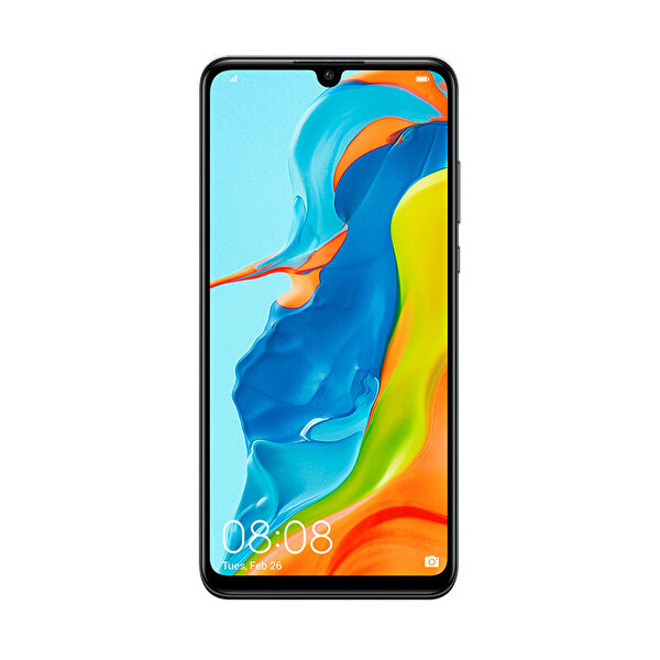 HUAWEI P30 LITE MIDNIGHT BLACK 128 GB AKILLI TELEFON ( OUTLET )
