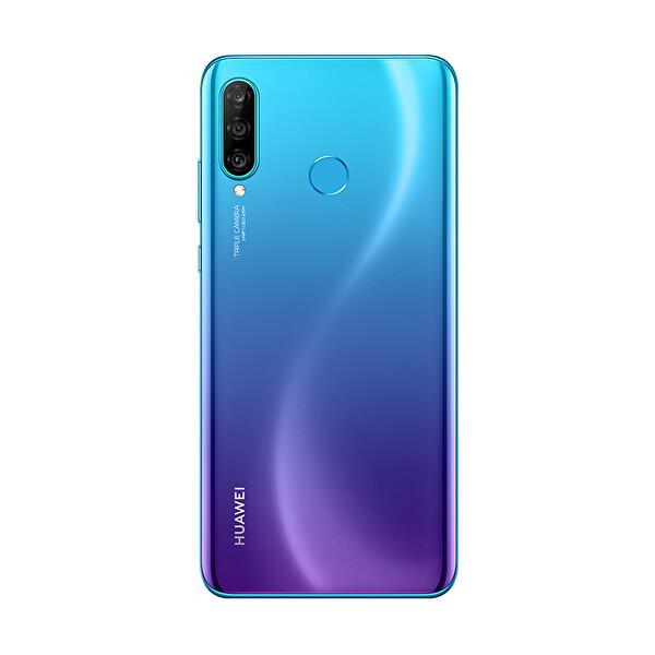 Huawei P30 Lite 128 GB Peacock Blue Akıllı Telefon