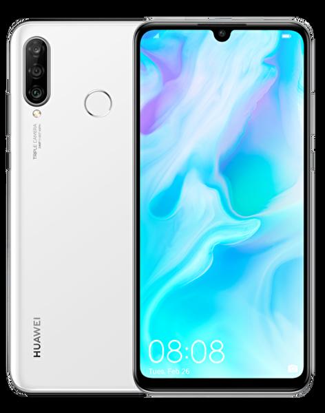 Huawei P30 Lite Pearl White 128GB Akıllı Telefon