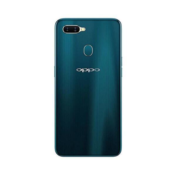 OPPO AX7 64GB 4GB Ram Sırlı Mavi Akıllı Telefon