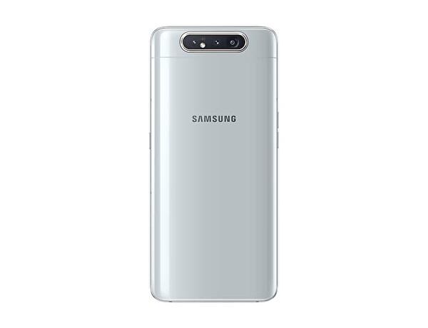 Samsung Galaxy A80 A805F Gümüş Akıllı Telefon