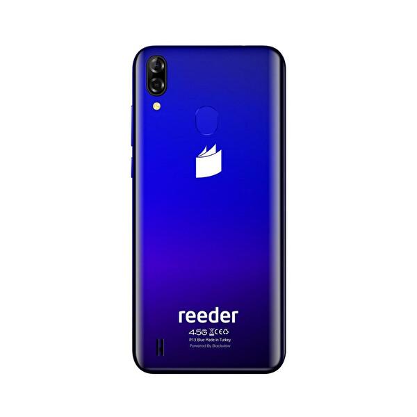 Reeder P13 Blue Akıllı Telefon
