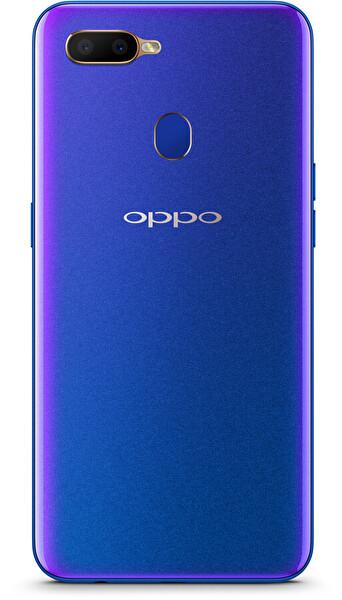 Oppo A5S 3GB Ram 32GB Mavi Akıllı Telefon