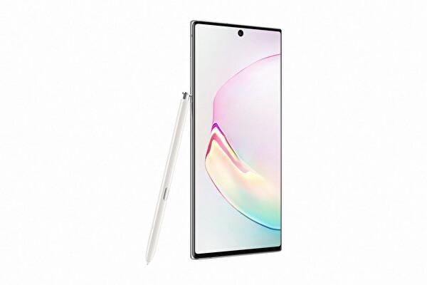 Samsung Galaxy Note 10 N970F Beyaz Akıllı Telefon