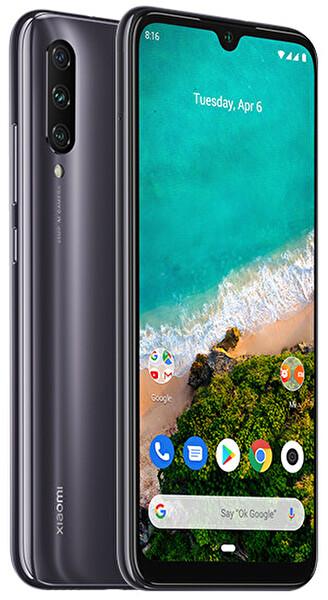 Xiaomi Mi A3 64GB Siyah Akıllı Telefon