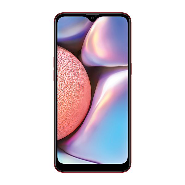 SAMSUNG GALAXY A10S A107F RED AKILLI TELEFON ( OUTLET )