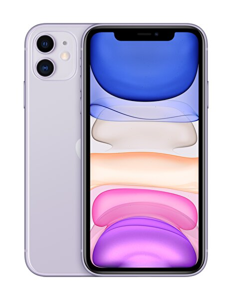 IPHONE 11 64GB PURPLE AKILLI TELEFON ( OUTLET )