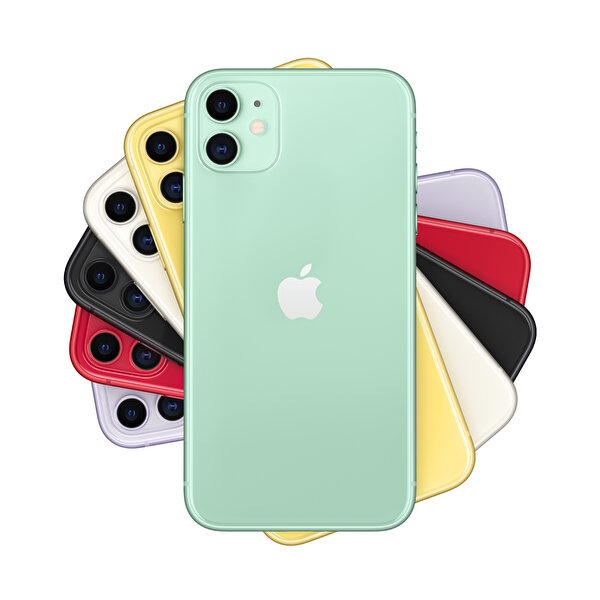 Apple iPhone 11 64GB Green Akıllı Telefon