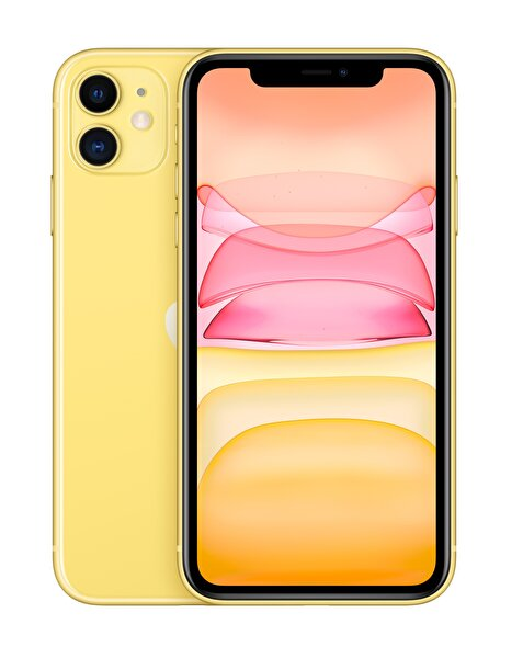 Apple iPhone 11 128GB Yellow Akıllı Telefon
