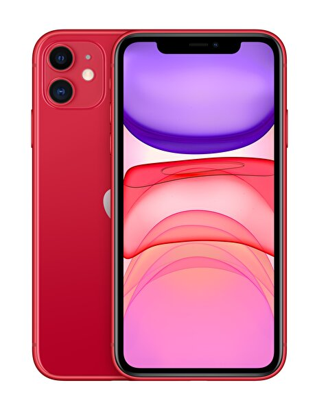 IPHONE 11 256GB RED AKILLI TELEFON ( OUTLET )