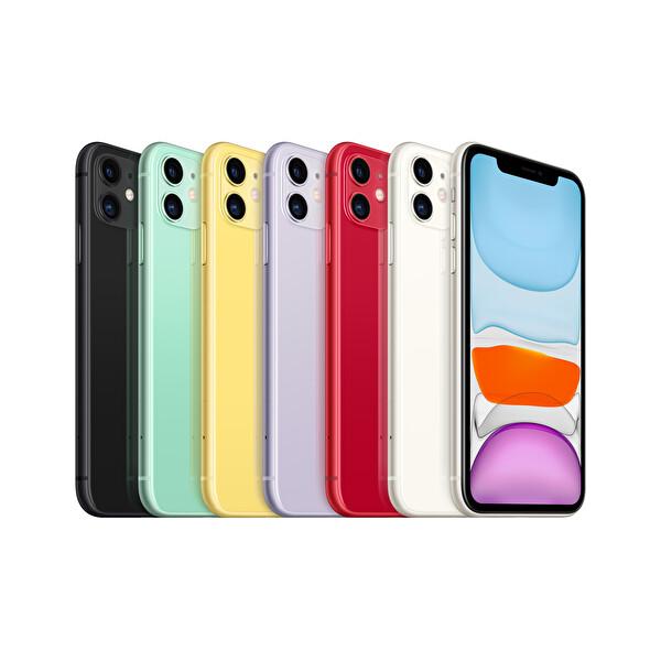 Apple iPhone 11 256GB Yellow Akıllı Telefon