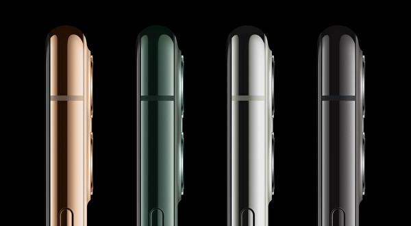 Apple iPhone 11 Pro Max 64GB Silver Akıllı Telefon