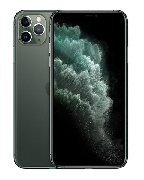 IPHONE 11 PRO MAX 64GB MIDNIGHT GREEN AKILLI TELEFON ( TESHIR )