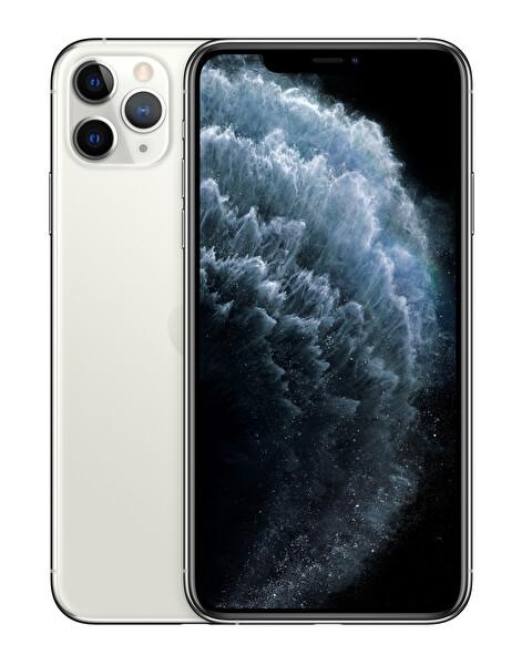 IPHONE 11 PRO MAX 256GB  SILVER AKILLI TELEFON ( OUTLET )