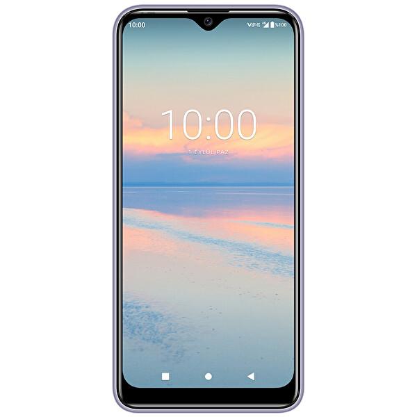 CASPER VIA.A4-B KRİSTAL BEYAZ SMARTPHONE 64GB ( TESHIR )