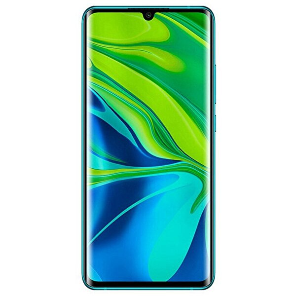 Xiaomi Mi Note 10 128GB Aurora Green Akıllı Telefon