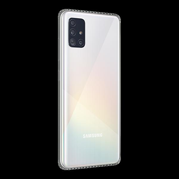 Samsung Galaxy A51 White  Akıllı Telefon