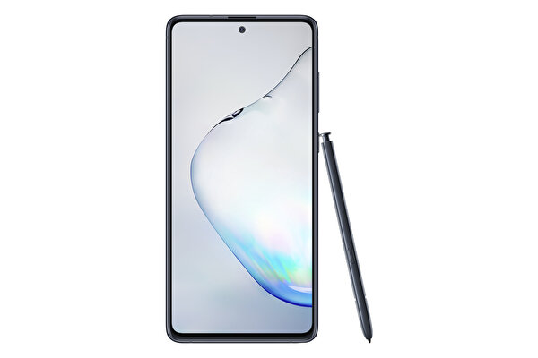 SAMSUNG GALAXY NOTE10 LITE BLACK AKILLI TELEFON ( OUTLET )