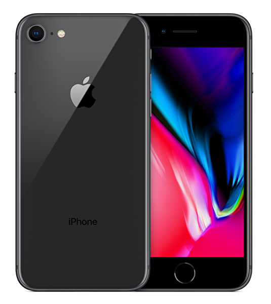 IPHONE 8 128GB SPACE GRAY AKILLI TELEFON ( OUTLET )