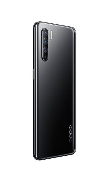 Oppo Reno 3 128GB Karbon Siyah Akıllı Telefon