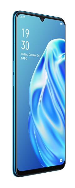 Oppo A91 128GB Mavi Akıllı Telefon