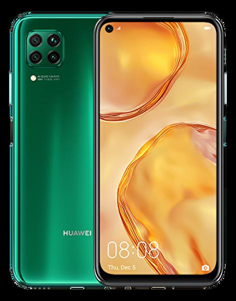 HUAWEI P40 LITE  128 GB YESIL AKILLI TELEFON ( OUTLET )