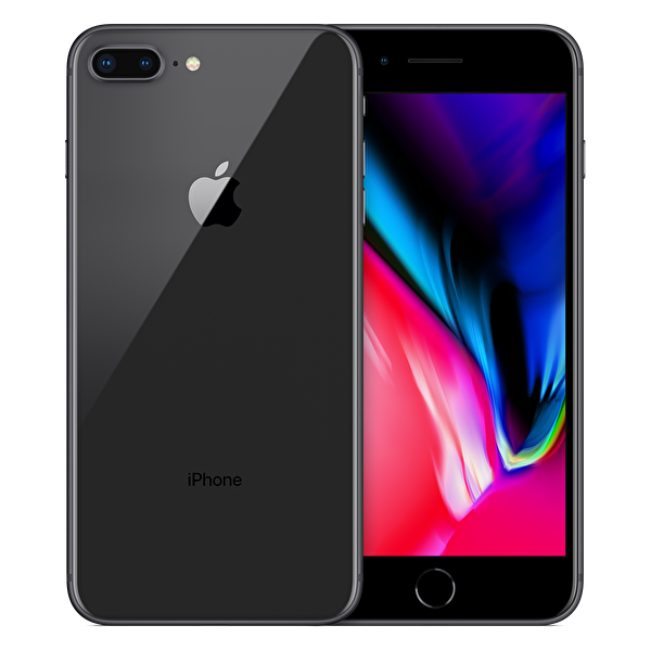 IPHONE 8 PLUS 128GB SPACE GRAY AKILLI TELEFON ( OUTLET )