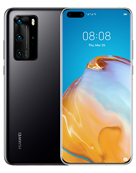 Huawei P40 Pro 256 GB Siyah Akıllı Telefon