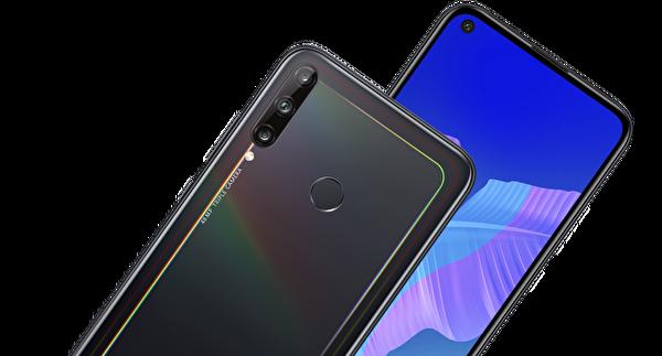 Huawei P40 Lite E 64GB Siyah Akıllı Telefon
