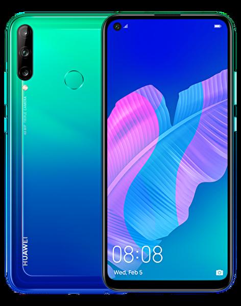 Huawei P40 Lite E 64GB Mavi Akıllı Telefon ( TESHIR )