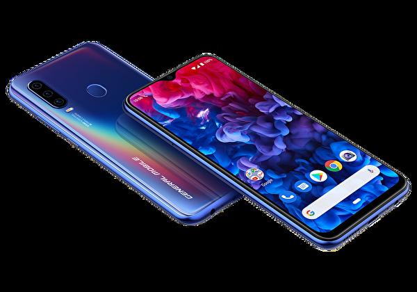 General Mobile GM20 Pro Single Lotus Mavi Akıllı Telefon