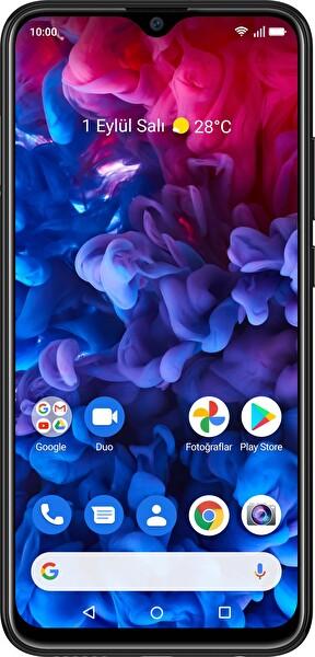 General Mobile GM20 Pro Dual Akıllı Telefon İnci Siyahı
