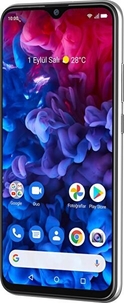 General Mobile GM20 Pro Dual İnci Beyazı Akıllı Telefon