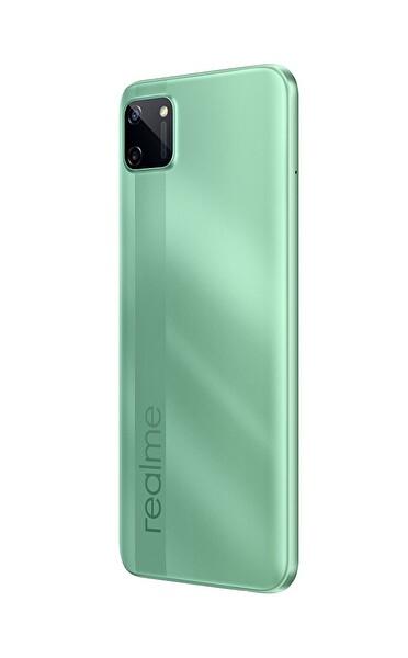 Realme C11 3GB/32GB Mint Yeşili Akıllı Telefon