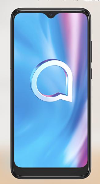 Alcatel 1SE 64 GB Koyu Gri Akıllı Telefon
