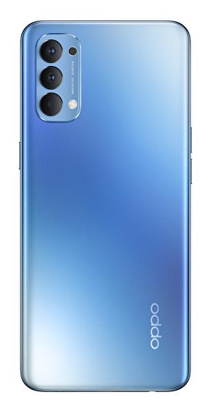 Oppo Reno 4 128 GB Galaktik Mavi Akıllı Telefon