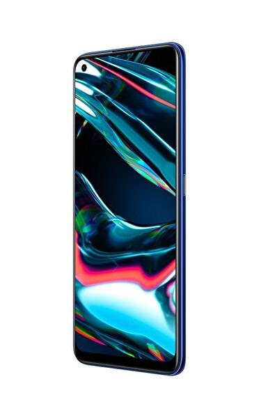 Realme 7 Pro 8GB/128GB Akıllı Telefon Ayna Mavisi