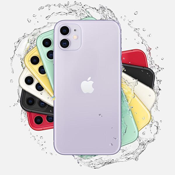Apple iPhone 11 128GB Akıllı Telefon Siyah